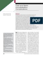 Yeso e Inmovilización JAAOS.pdf