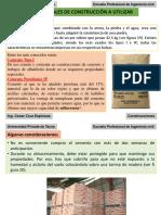 POWER CONSTRUCCIONES I Proced. Básicos, Mano de Obra, Materiales y Equipo (1)