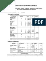 Formula Polinomica - Mercado Llama