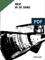 FRANCISCO SÁNCHEZ. Que nada se sabe.pdf