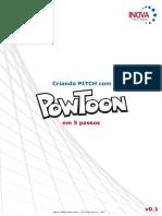 Manual - Criando PITCH Com PowToon Em 5 Passos