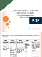 Satisfacción Laboral y su relación con algunas variables.pptx