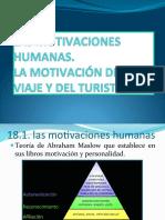 Piscologia Del Turismo