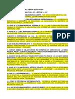 Bloque 3 Formacion Civica y Etica Sexto Grado