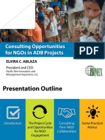 Consulting Opportunities for NGOs in ADB Projects_BOF 2018_PRIMEX_28feb18
