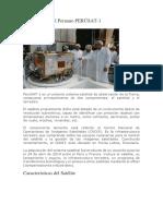 1 Sistema Satelital Peruano PERÚSAT