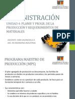 Clase 3 Planif. y Prog. de La Produccion