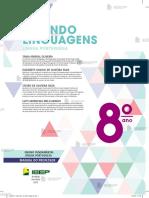 8 o Ano Tecendo Linguagens Língua Portuguesa Manual Do Professor