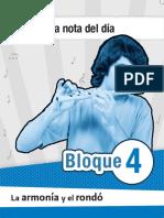 Bloque 4 La Nota Del Dia Musica 2