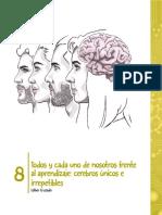 Tomo VIII- Cerebros Únicos