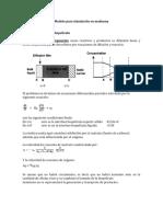 Modelo Clase Biopelicula