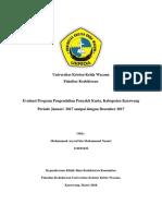 evaluasi program kusta puskesmas batujaya