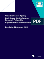 Victorian Cancer Agency