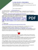 Manual Para Hacer Audiolibros