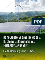 Blaabjerg, Frede_ Ionel, Dan M-Renewable Energy Devices and Systems With Simulations in MATLAB and ANSYS-CRC Press (2017)