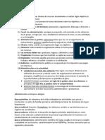 Administración & desarrollo