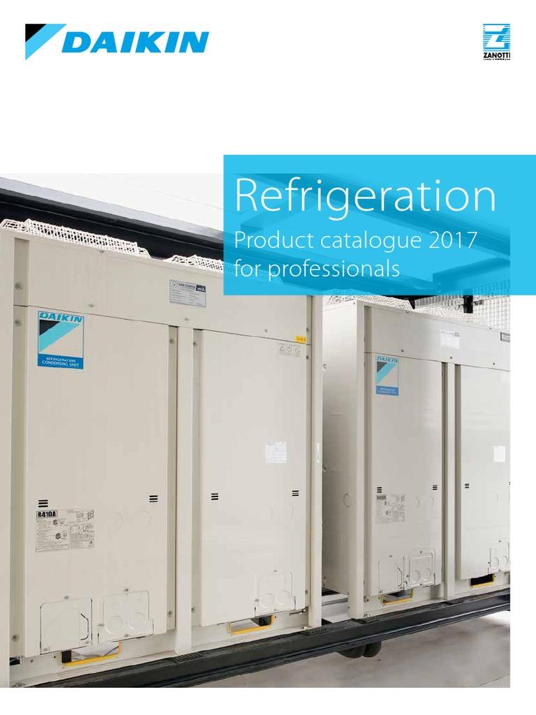 800 1 refrigeration product catalogue with zanotti refrigerator rh es scribd com