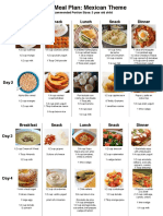 mexican meal plan1