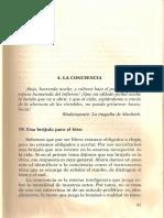 La Conciencia. de Ética Razonada.