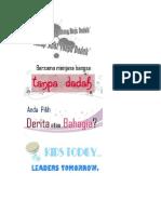 Slogan Dadah