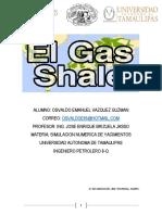 Trabajo Gas Shale