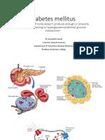 Lect 2_Diabetes Mellitus