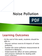 Week 15_Noise Pollution