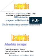 Los Adverbios[1]