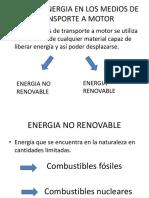 Diapositivas Exposicion Energia No Renovable