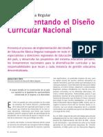 implementando diseño curricular.pdf