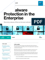 Antimalware Protection in the Enterprise