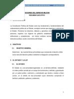 Resumen Ejecutivo Nociones Del Derecho Militar