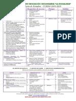 Oferta Estudios IES La Rosaleda 2018-2019