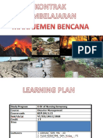 Learning Contract Disaster Management