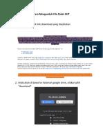 Cara Mengunduh File Paket LKIT