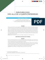 3. PARVOVIRUS B19