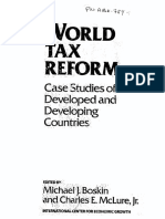 World Tax Reform