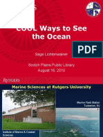 COOL Ways to See the Ocean - Scotch Plains