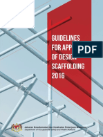 Guidelines for Approval of Design Scaffolding 2016