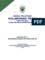MI 1, informasi dasar TB dan HIV.pdf