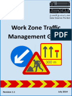 Work Zone Traffic Management Guide Version 1.1 -July 2014