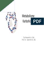 Metabolisme Karbohidrat [Compatibility Mode]