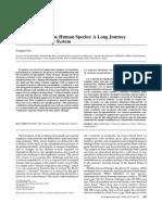 Evolución Humana y Aparato Respiratorio