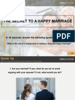 31.01 .2018 LS Inter the Secret to a Happy Marriage Trinhntt