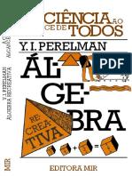 Álgebra Recreativa - Yakov Perelman.pdf