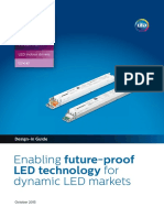 Design in Guide Xitanium Fortimo Indoor LED Drivers