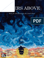 Waters Above - Rules for Adventuring in the Astral Plane