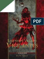 Legendary Villains - Vigilantes