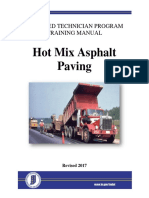 CTPHot Mix Asphalt Paving