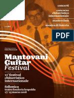 Festival mantovani Programma